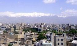 جنگلی از دکلهای سرطانی در بامهای پایتخت نشینان