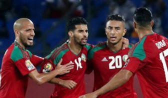 پیام مشترک بازیکنان حریف آفریقایی ایران در جام جهانی