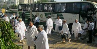 بازگشت کاروان ویژه حج جانبازان به میهن اسلامی در اول شهریورماه