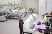 افزایش موارد بهبود بیماران کرونایی در روسیه