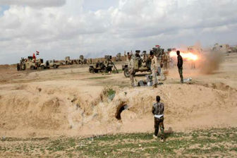 دفع حمله داعش به تکریت