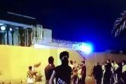 بازگشت آرامش به مناطق اطراف کنسولگری ایران در کربلا