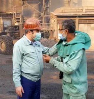 فولاد هرمزگان از بزرگترین تولیدکنندگان محصولات فولادی در کشور خواهد شد
