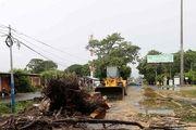 ۲۴ کشته و ۴۰ مفقود در طوفان سهمگین زیمبابوه