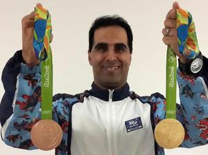 مربی پناهنده ایرانی بهترین مربی جهان شد