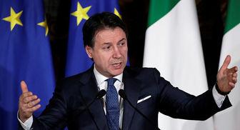 کرونا باعث ارتقاء وجهه نخستوزیر ایتالیا شد