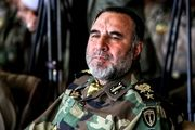 فرمانده نیروی زمینی ارتش درگذشت اکبر شریعت را تسلیت گفت