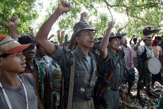 شبه نظامیان 4 نظامی هندی را کشتند
