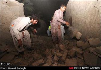 دیوارهای مرزی در زلزله دیروز آسیبی ندید