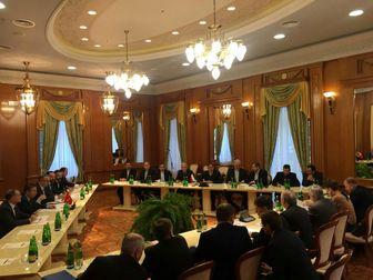 ازسرگیری مذاکرات ایران با روسیه و ترکیه