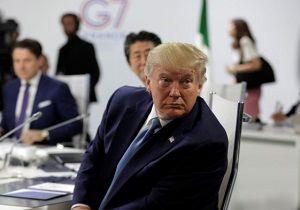 پیشنهاد عجیب ترامپ به جی7