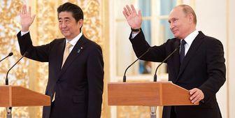 در خواست نخست وزیر ژاپن از روسیه