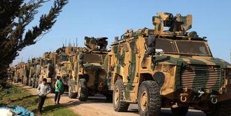 ترکیه یک مقر نظامی در سوریه احداث کرد