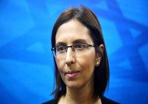 وزیر زن اسرائیلی که مورد تعرض قرار گرفت