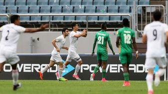 شکست ملی پوشان ایران در مقابل زامبیا/ صعود در گرو نتیجه گرفتن مقابل پرتغال