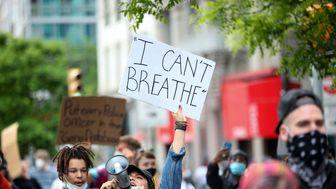 جهان هم صدا علیه نژادپرستی در آمریکا