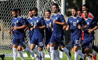 تغییرات احتمالی تیم ملی در بازی با عراق