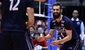 اعتراف سعید معروف به نقاط ضعیف زیاد در تیم ملی والیبال