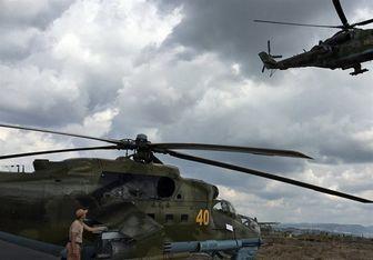 هلاکت عاملان حمله پهپادی به پایگاه نظامی روسیه
