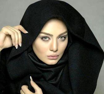 سلفی سحر قریشی با حمیدرضا حافظ شجری /عکس