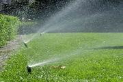ممنوعیت آبیاری فضای سبز در طول روز