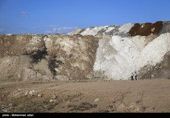 خاک زنجان تا مرکز شهر آلوده به فلزات سنگین است