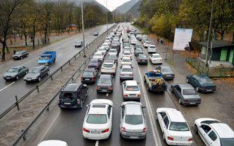 آخرین وضعیت ترافیکی و جوی جادههای کشور