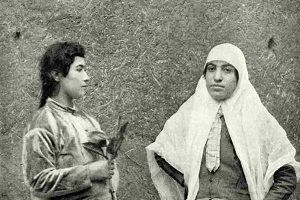 تیپ مردم ایران در 100 سال پیش/ تصاویر