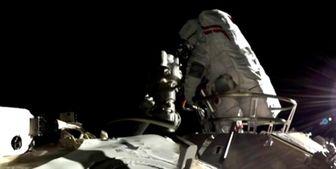 انجام نخستین پیادهروی فضایی چینیها در ایستگاه خودشان