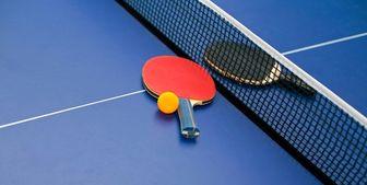مسابقات تنیس روی میز قهرمانی جهان به سال آینده میلادی موکول شد