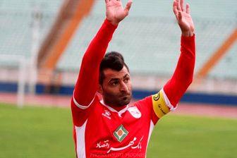 مهاجم تراکتورسازی: نباید از حالا خودمان را قهرمان جام حذفی بدانیم