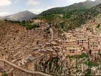 روستای پالنگان؛ مکانی دیدنی برای گردشگری
