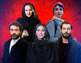 گام بلند پنج بازیگر جوان در فجر ۳۹ در مسیر پیشرفت