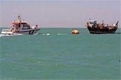 تجاوز ۴ فروند شناور صیادی هند به آبهای کشور