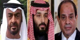جزئیات دیدار با بن سلمان، بن زاید و السیسی فاش شد