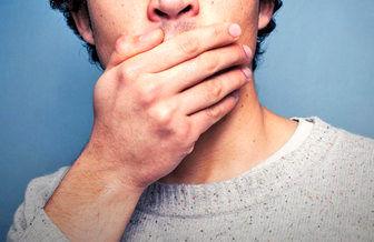 5 راهکار ساده برای ازبین بردن بوی بد دهان/ اینفوگرافی
