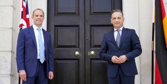 دیدار وزرای خارجه انگلیس و آلمان درباره ایران/ خط و نشان برای روسیه