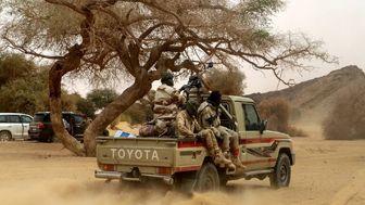 انهدام چهار مخفیگاه داعش در صلاح الدین عراق