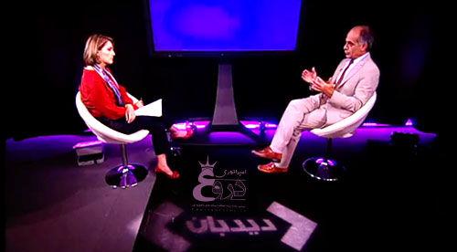 صادق صبا در برنامهای از شبکه بیبیسی فارسی به توجیح تروریست خطاب نکردن داعش پرداخت.