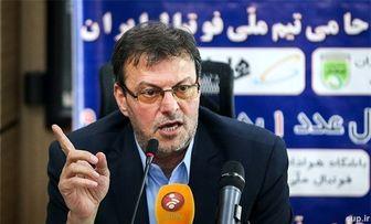 انتقاد دبیرکل فدراسیون فوتبال از فردوسی پور
