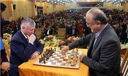 معرفی نفرات برتر مسابقات شطرنج پیشکسوتان کشور در رامسر