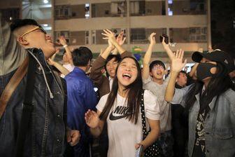 نتایج نهایی انتخابات منطقه ای هنگ کنگ اعلام شد