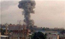 جنگندههای سعودی «صنعا» را بمباران کردند + تصاویر