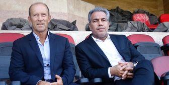 عرب هنوز از مدیرعاملی پرسپولیس استعفا نداده است