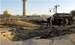 انفجار تروریستی پشت حرم حضرت زینب(س)