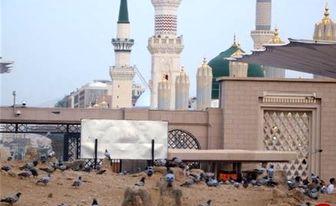 تصاویری دیده نشده از محل دفن امام صادق(ع) در بقیع