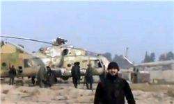 آزادی دومین فرودگاه نظامی سوریه