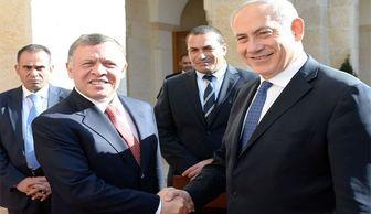 """درخواستِ عجیبِ پادشاهِ اردن از """"اسرائیل"""""""
