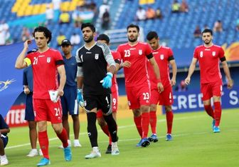 ترکیب تیم ملی امید مقابل چین