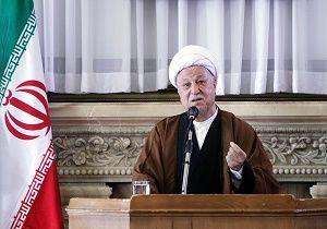 رفسنجانی: تفکر شورایی برخاسته از فرهنگ اسلامی است
